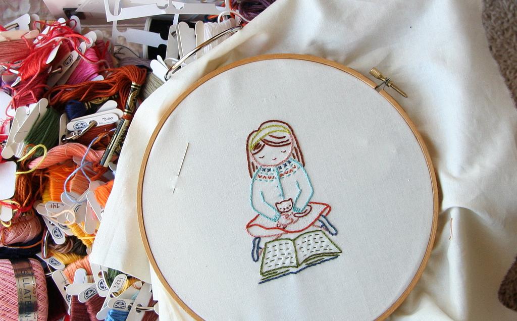 book club stitchette